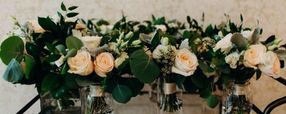 A Romantic Traditional Wedding   Arynn + Adam