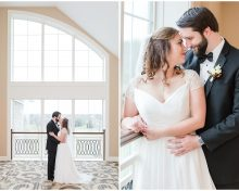 New Year's Eve Wedding at Cooper Creek Event Center and All Saints Catholic Church in Cincinnati, OH
