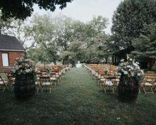 A Rustic Country Farm Wedding | Kaylon + John