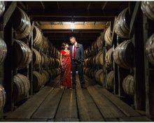 Spring Wedding at Buffalo Trace Distillery in Frankfort, KY