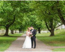 Gorgeous Spring Wedding At Shaker Village in Harrodsburg, KY