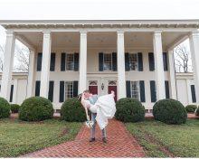 Winter Wedding at Saint Raphael Episcopal Church in Lexington, KY
