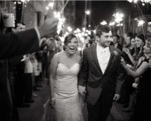 REAL MTB WEDDING | ERIN + TANNER