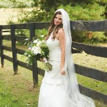 Megan Hogan Laskowski, September 2015 Bride