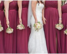 Summer Wedding at Champion Trace Golf Club in Nicholasville, KY