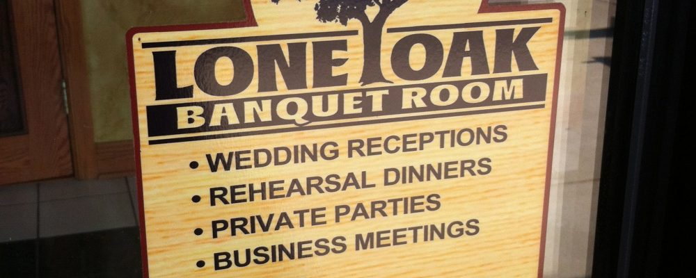 Welcome Lone Oak Country Club & Type A Catering!
