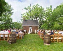 14 Stunning Outdoor Wedding Ceremonies