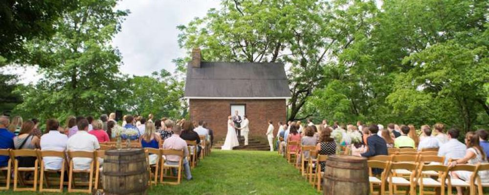 14 Stunning Outdoor Wedding Ceremonies