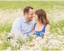 Engagement Photos at Shaker Village in Harrodsburg, KY