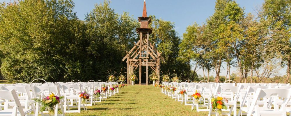 Featured in Bridal Bliss Magazine: Kristen and Drew's Wedding at White Haven Fields in Lexington, KY