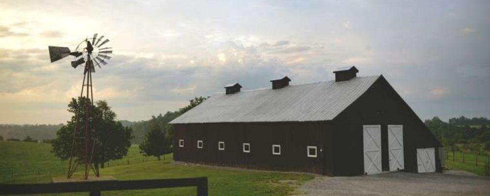 History & Highlights: The Warrenwood Manor Barn